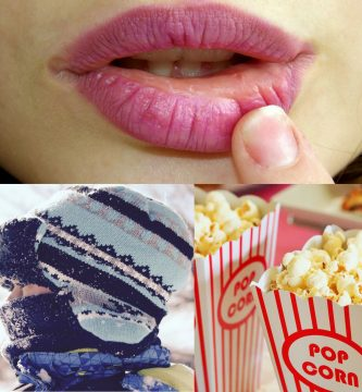 labios resecos y ardor