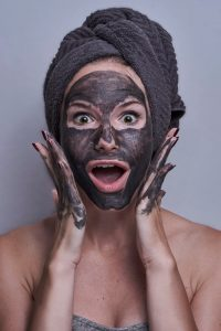 mascara para filamentos sebaceos de la nariz