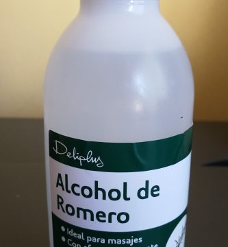 alcohol de romero mercadona