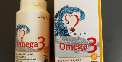 capsulas omega 3 mercadona