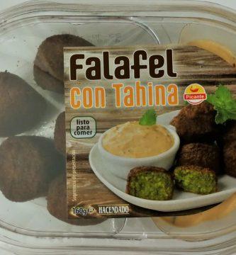 Falafel mercadona