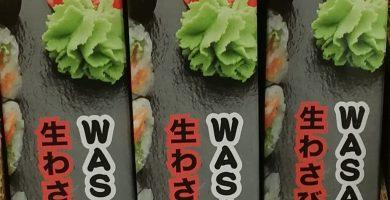 Wasabi mercadona