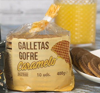galletas gofre mercadona