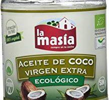 aceite virgen coco mercadona
