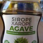 sirope de agave mercadona