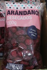 arandanos mercadona precio