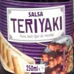 salsa teriyaki mercadona