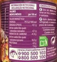 salsa teriyaki mercadona precio