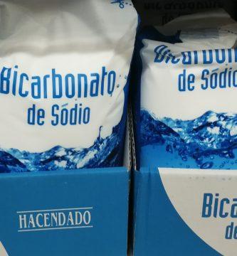 bicarbonato Mercadona