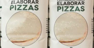 harina de pizza mercadona