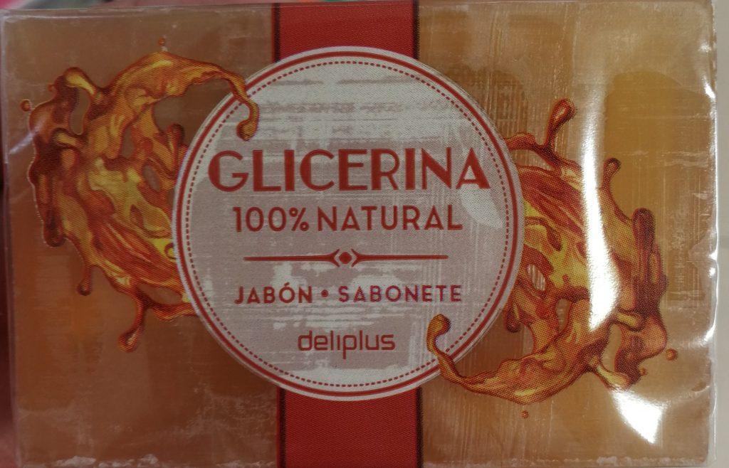jabon de glicerina mercadona
